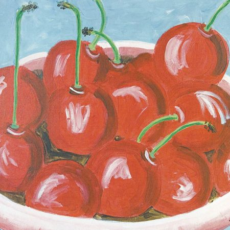 Bowl Of Cherries 16x20