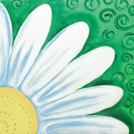 Daisy Days 12x12
