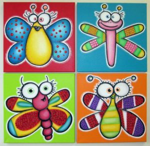 Insect Canvas