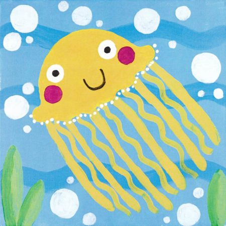 Jellyfish Junior 12x12