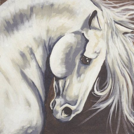 Majestic Stallion 12x12