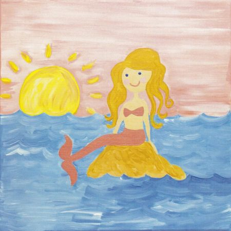 Mermaid Tales 12x12
