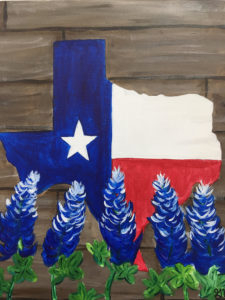 Texas Painting