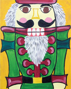 Nutcracker Suite 16x20