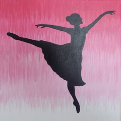 The Dancer 12x12