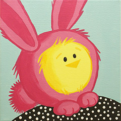Hoppy Easter 12x12