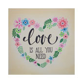 Love Is All You Need 12x12