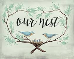Our Nest 16x20